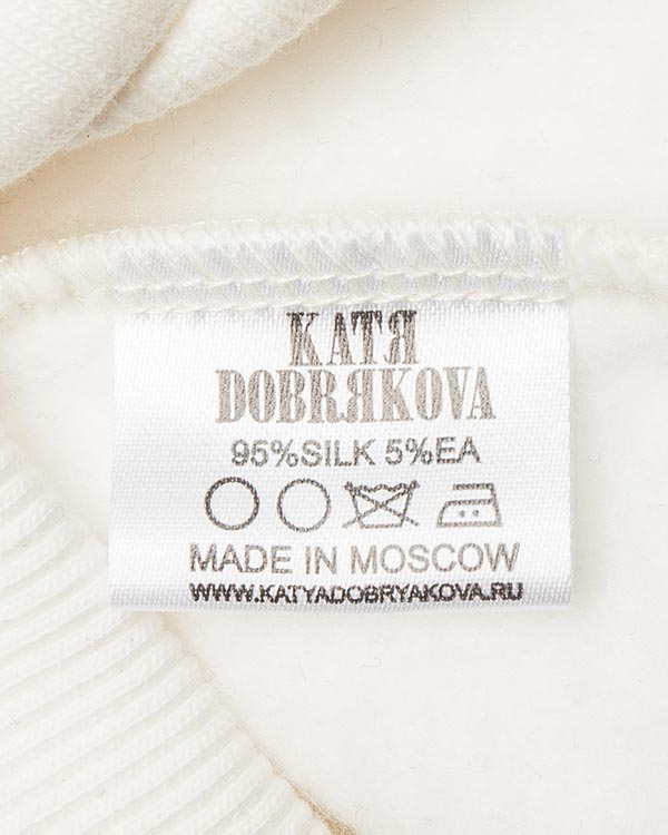 женская свитшот KATЯ DOBRЯKOVA, сезон: зима 2016/17. Купить за 5900 руб. | Фото $i