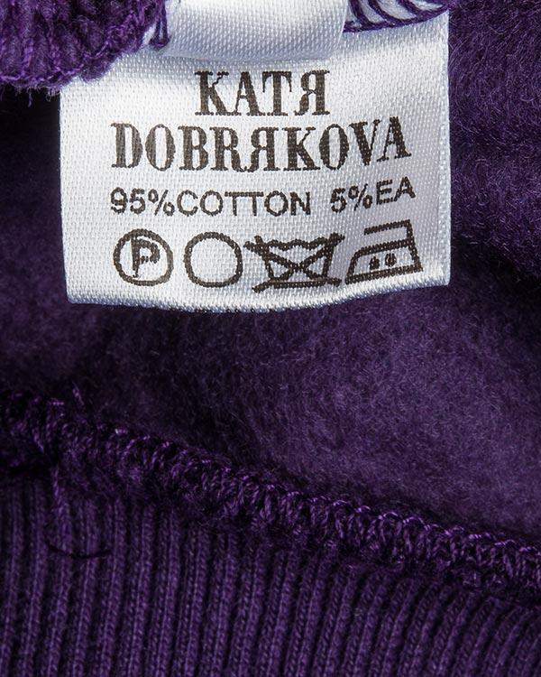 женская свитшот KATЯ DOBRЯKOVA, сезон: зима 2016/17. Купить за 17000 руб. | Фото 5