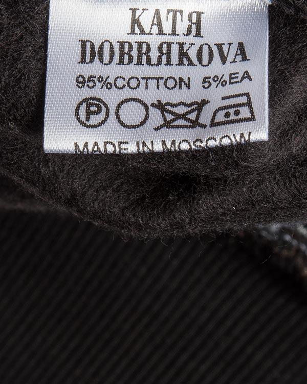 женская свитшот KATЯ DOBRЯKOVA, сезон: зима 2016/17. Купить за 9000 руб. | Фото 5