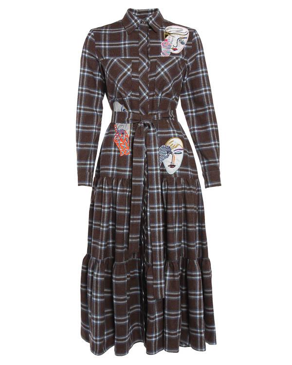 платье  артикул FW173014 марки KATЯ DOBRЯKOVA купить за 24500 руб.