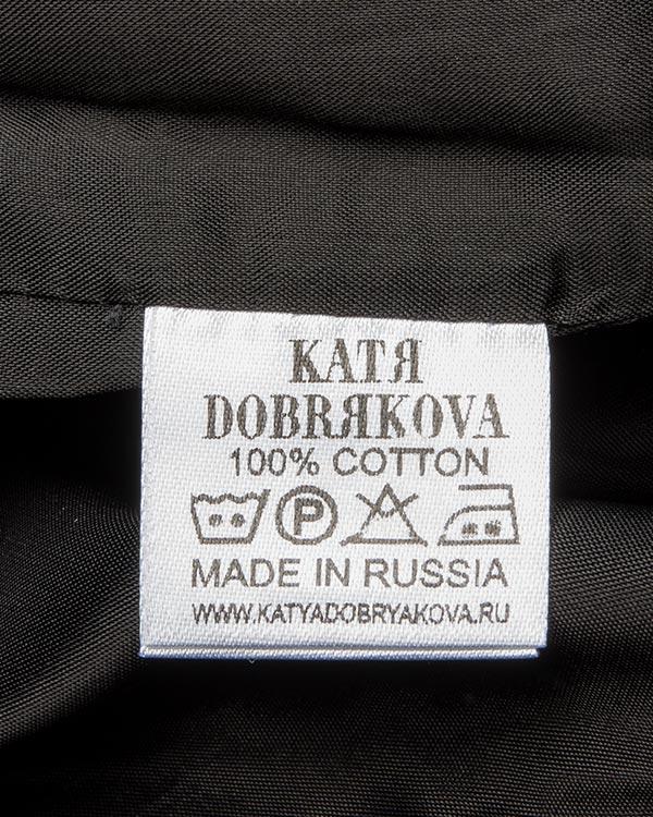 женская юбка KATЯ DOBRЯKOVA, сезон: зима 2016/17. Купить за 9000 руб. | Фото 5