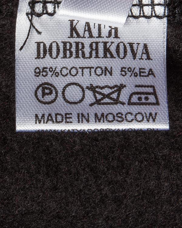 женская брюки KATЯ DOBRЯKOVA, сезон: зима 2016/17. Купить за 8300 руб. | Фото 5
