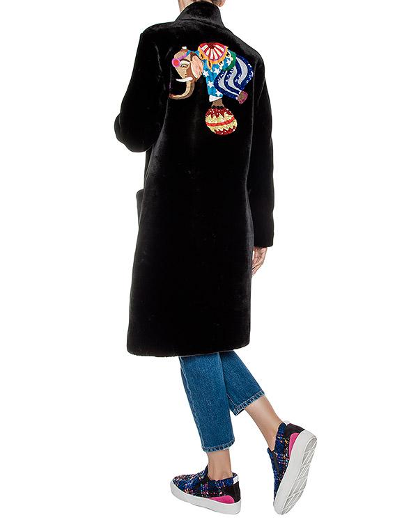 женская пальто KATЯ DOBRЯKOVA, сезон: зима 2016/17. Купить за 42500 руб. | Фото 3