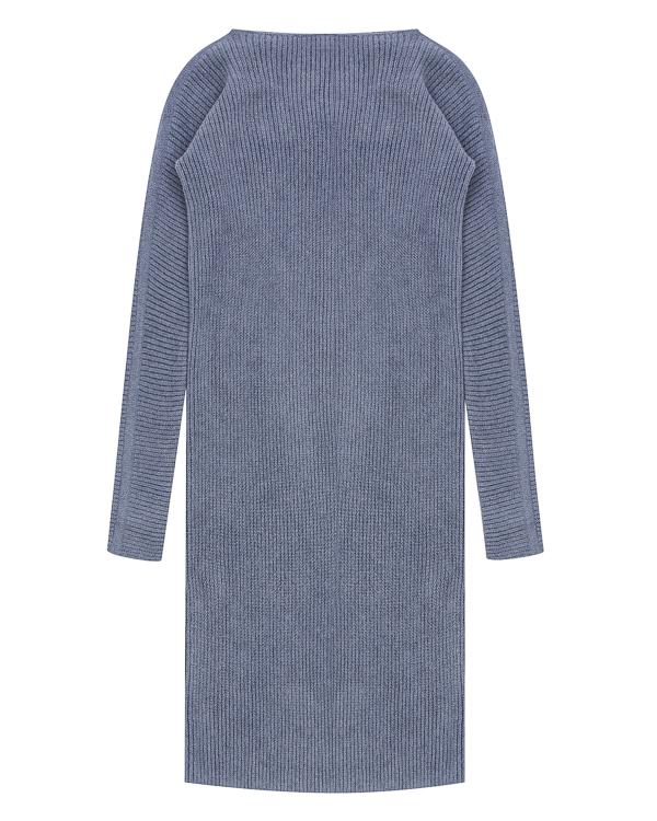 платье миди из трикотажной вискозы с добавлением шерсти артикул G07KD122 марки Graviteight купить за 33800 руб.