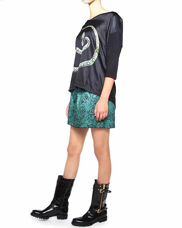 женская юбка Ultra Chic, сезон: зима 2014/15. Купить за 7800 руб. | Фото 3