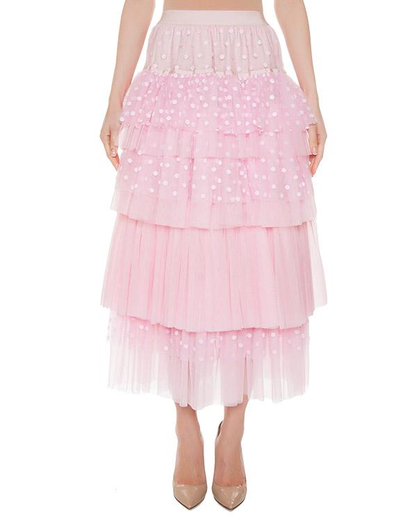 женская юбка Graviteight, сезон: лето 2017. Купить за 10900 руб. | Фото $i