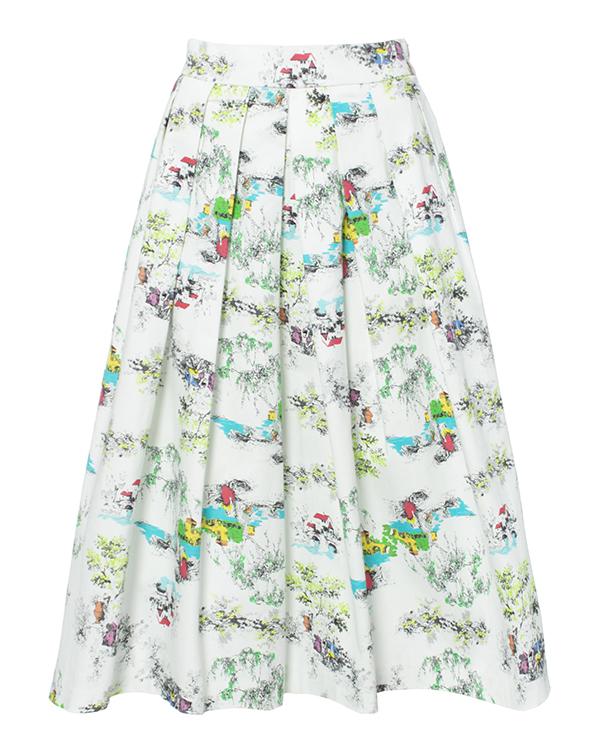 юбка  артикул G56ROMANTIC марки Ultra Chic купить за 13600 руб.