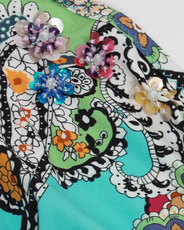женская платье BLUMARINE, сезон: лето 2013. Купить за 5500 руб. | Фото 4