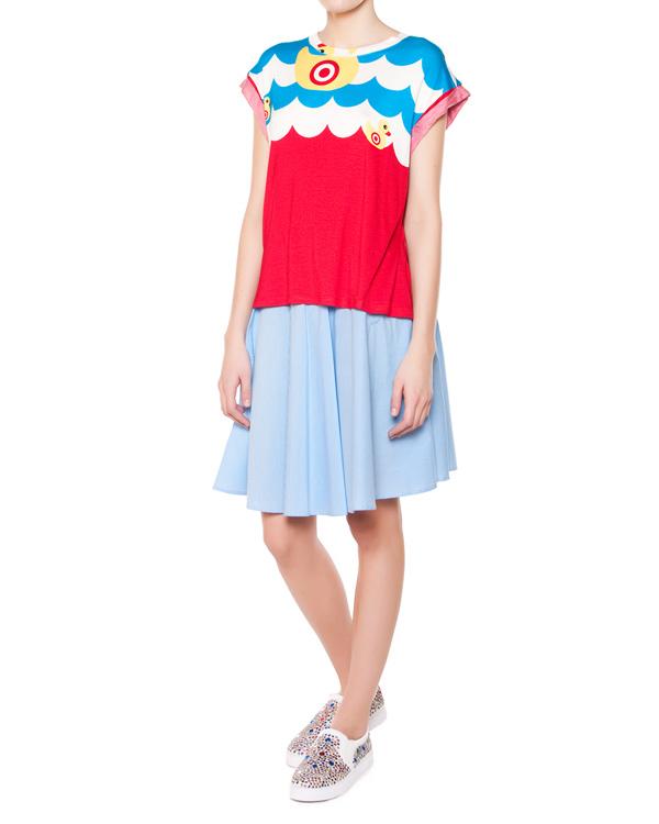 женская юбка Ultra Chic, сезон: лето 2015. Купить за 7200 руб. | Фото 2
