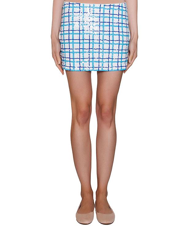 женская юбка P.A.R.O.S.H., сезон: лето 2016. Купить за 16200 руб. | Фото 1