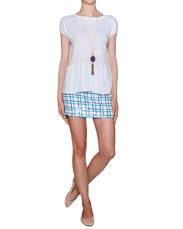 женская юбка P.A.R.O.S.H., сезон: лето 2016. Купить за 16200 руб. | Фото 3