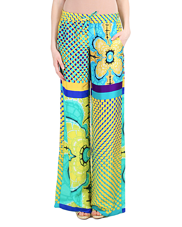 женская брюки P.A.R.O.S.H., сезон: лето 2013. Купить за 7800 руб. | Фото 1