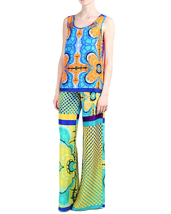 женская брюки P.A.R.O.S.H., сезон: лето 2013. Купить за 7800 руб. | Фото 3