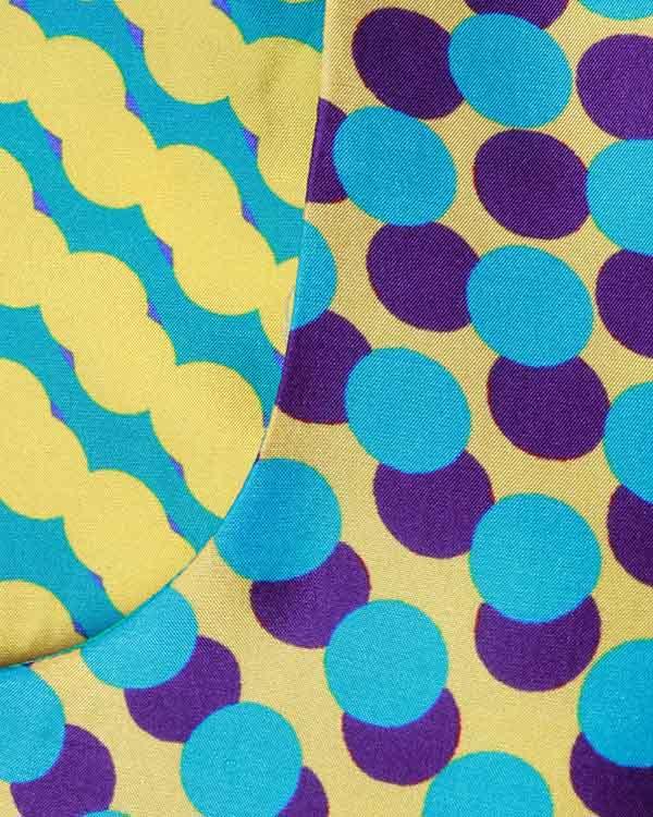 женская брюки P.A.R.O.S.H., сезон: лето 2013. Купить за 7800 руб. | Фото 4