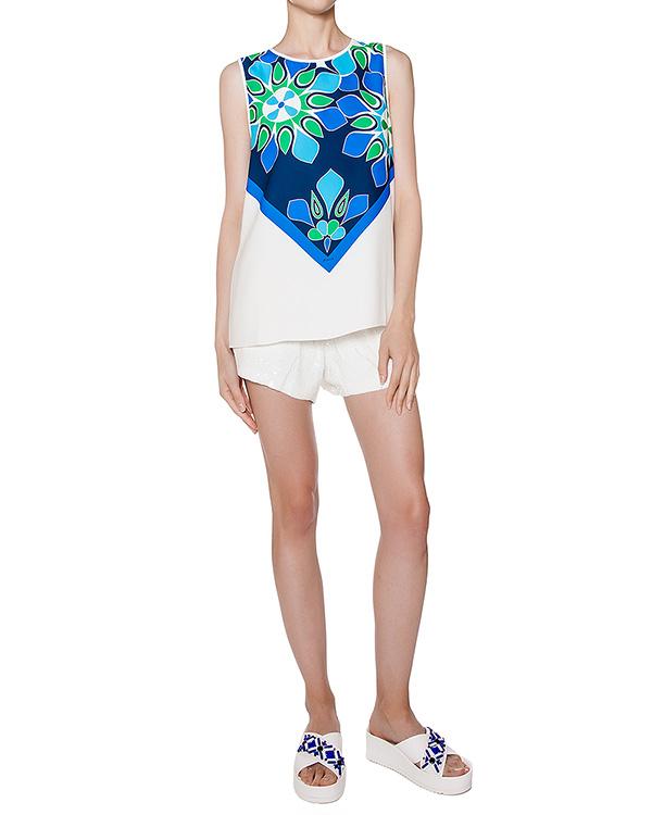 женская шорты P.A.R.O.S.H., сезон: лето 2016. Купить за 9400 руб. | Фото 3