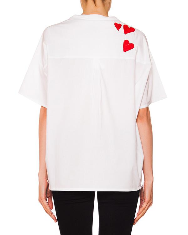 женская футболка P.A.R.O.S.H., сезон: лето 2016. Купить за 22900 руб. | Фото 2