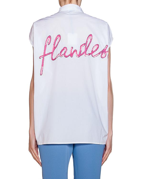 женская рубашка P.A.R.O.S.H., сезон: лето 2016. Купить за 13500 руб. | Фото 2