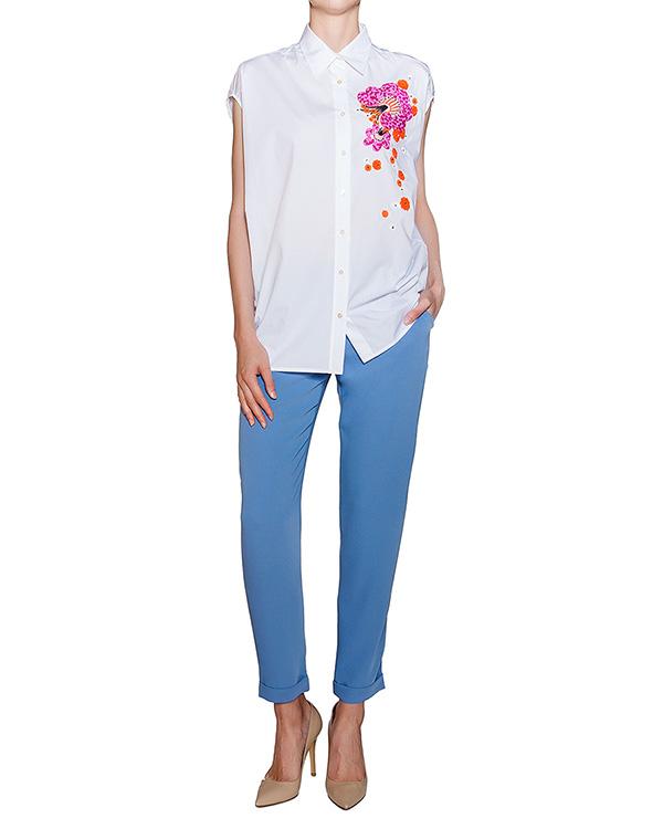 женская рубашка P.A.R.O.S.H., сезон: лето 2016. Купить за 13500 руб. | Фото 3