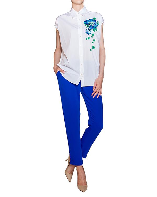 женская рубашка P.A.R.O.S.H., сезон: лето 2016. Купить за 27000 руб. | Фото 3