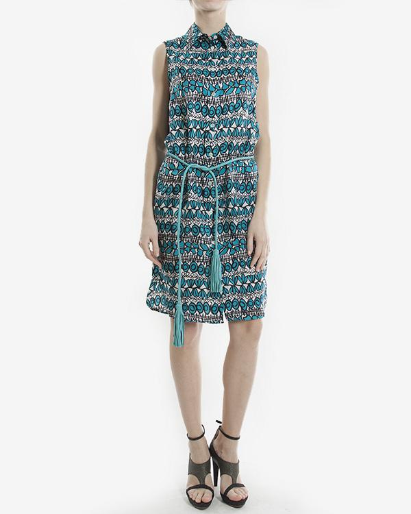 женская платье P.A.R.O.S.H., сезон: лето 2013. Купить за 8800 руб. | Фото 1