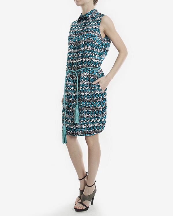 женская платье P.A.R.O.S.H., сезон: лето 2013. Купить за 8800 руб. | Фото 2