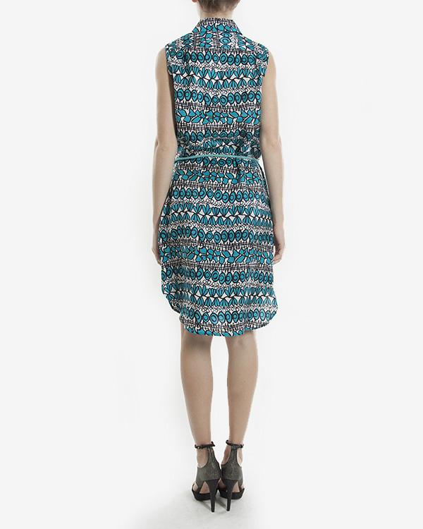женская платье P.A.R.O.S.H., сезон: лето 2013. Купить за 8800 руб. | Фото 3