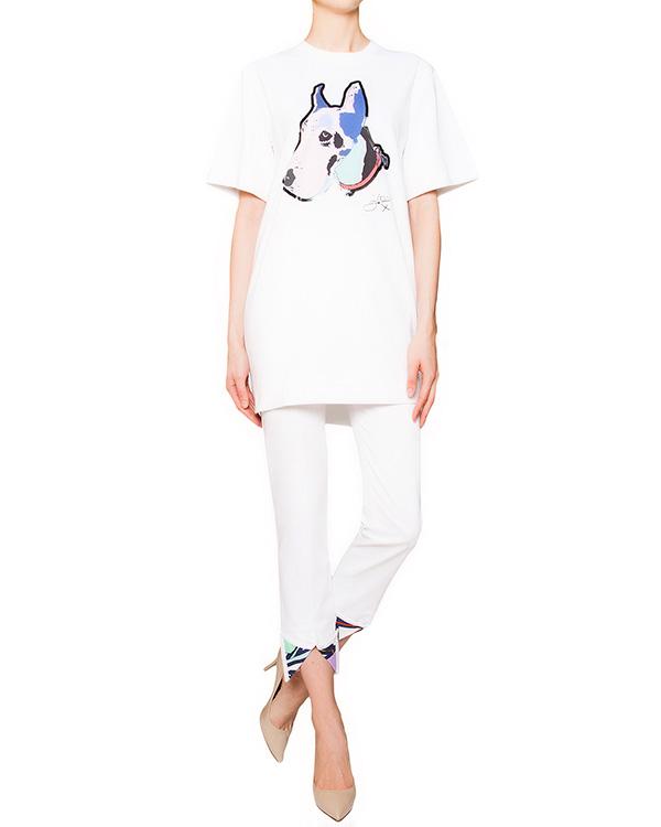 женская футболка Giles, сезон: лето 2016. Купить за 12700 руб. | Фото $i