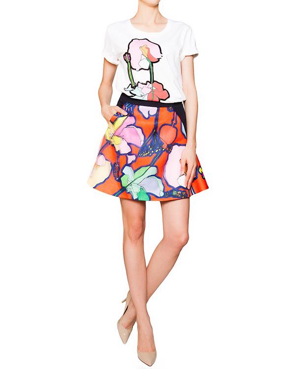 женская юбка Giles, сезон: лето 2016. Купить за 11500 руб. | Фото $i