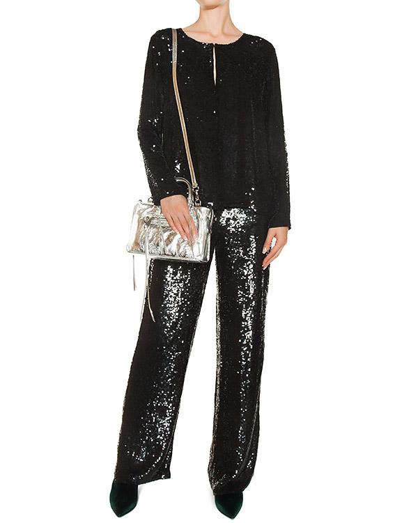 женская брюки P.A.R.O.S.H., сезон: зима 2017/18. Купить за 30300 руб.   Фото $i