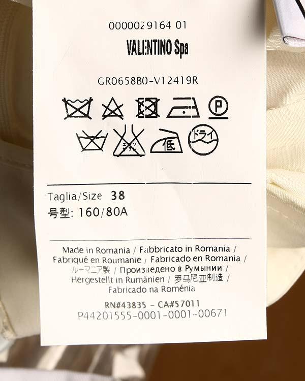 женская брюки Valentino Red, сезон: лето 2014. Купить за 7200 руб. | Фото 5