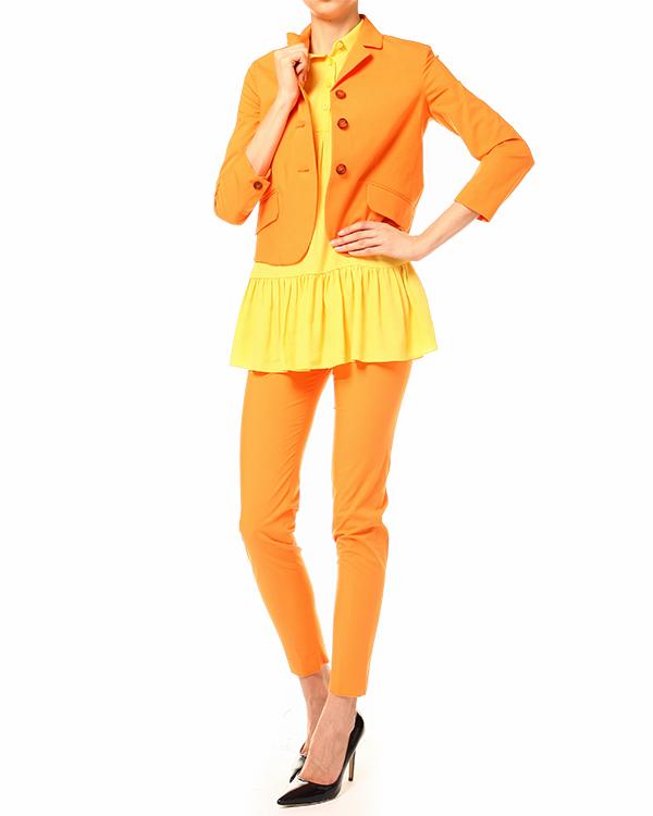 женская брюки Valentino Red, сезон: лето 2014. Купить за 7200 руб. | Фото 3