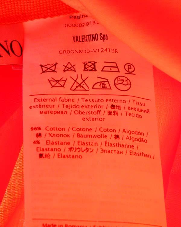 женская юбка Valentino Red, сезон: лето 2014. Купить за 7600 руб. | Фото 5