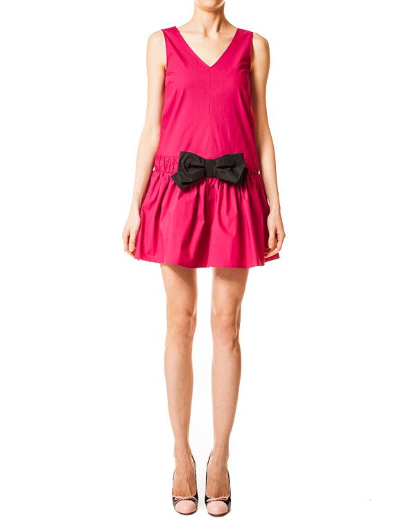 женская платье Valentino Red, сезон: лето 2014. Купить за 14000 руб. | Фото 1