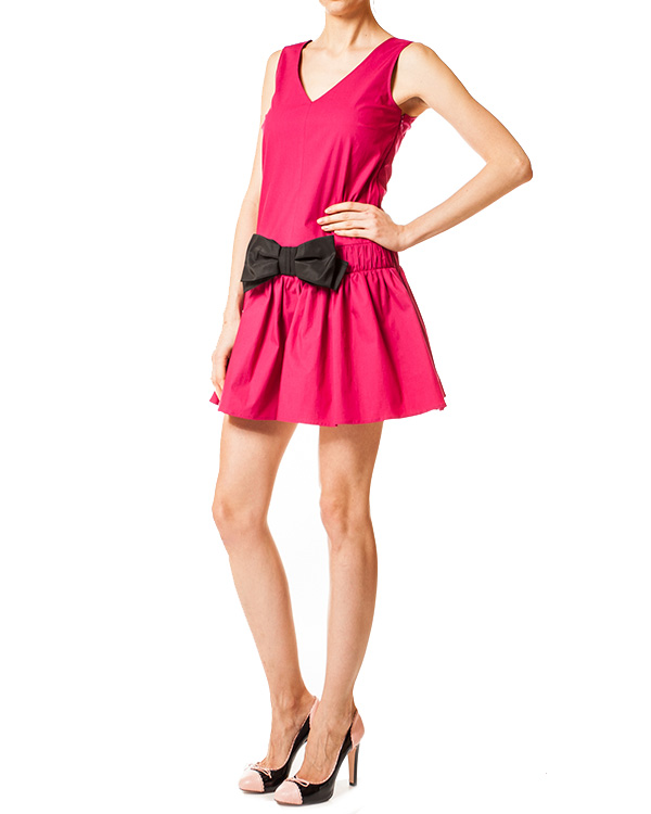 женская платье Valentino Red, сезон: лето 2014. Купить за 14000 руб. | Фото 2
