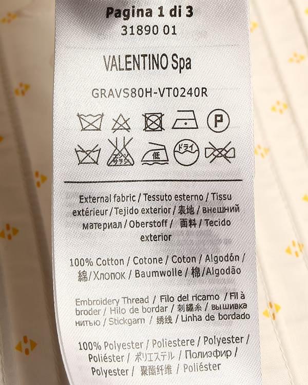 женская платье Valentino Red, сезон: лето 2014. Купить за 17600 руб. | Фото $i