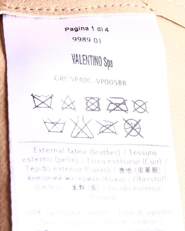 женская куртка Valentino Red, сезон: лето 2014. Купить за 31600 руб. | Фото $i