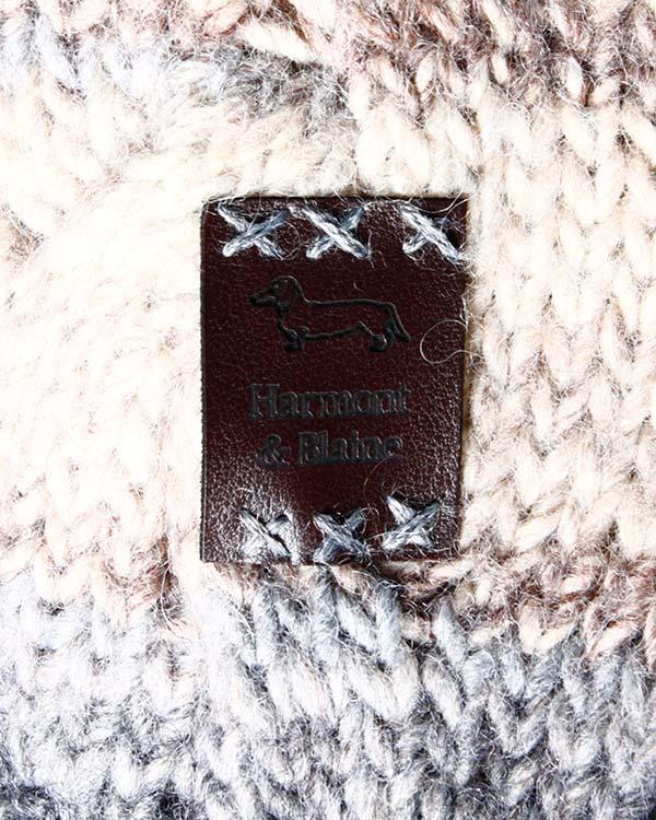 мужская кардиган Harmont & Blaine, сезон: зима 2013/14. Купить за 6100 руб. | Фото 4