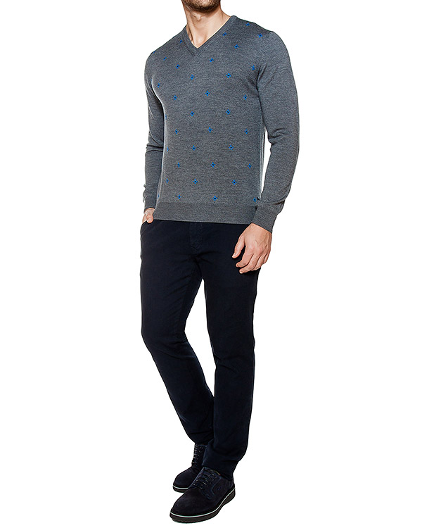 мужская пуловер Harmont & Blaine, сезон: зима 2016/17. Купить за 9200 руб. | Фото $i