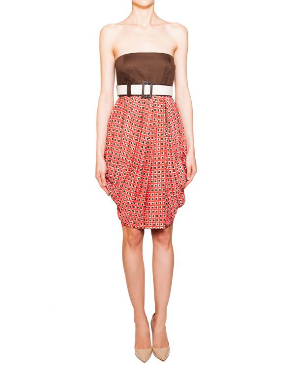 женская платье ICEBERG, сезон: лето 2011. Купить за 12600 руб. | Фото 1