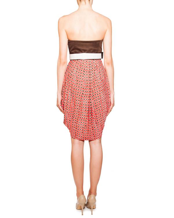 женская платье ICEBERG, сезон: лето 2011. Купить за 12600 руб.   Фото 3