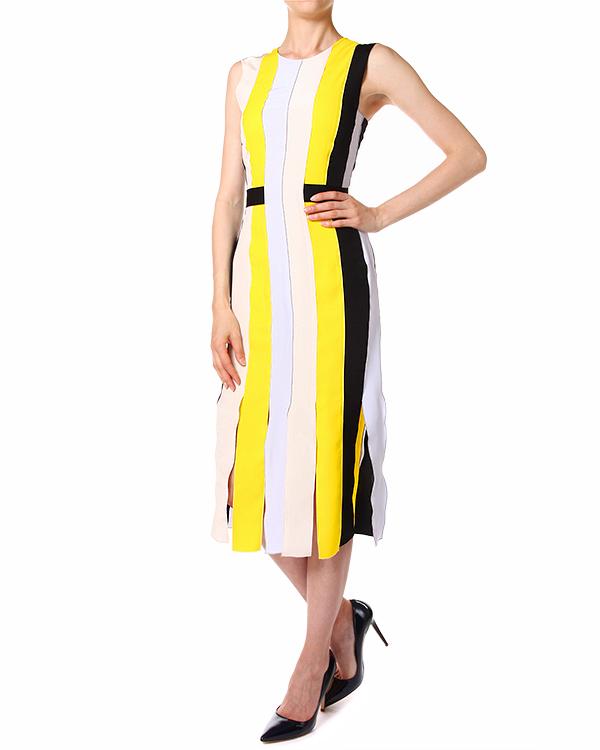 женская платье Roksanda Ilincic, сезон: лето 2014. Купить за 35600 руб. | Фото 1