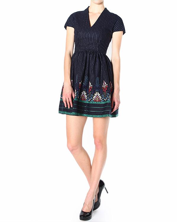 женская платье Manoush, сезон: зима 2014/15. Купить за 19500 руб. | Фото 2