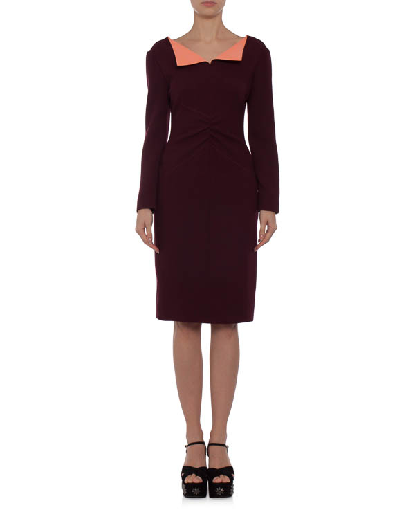 платье  артикул H593/4BK марки Roksanda Ilincic купить за 23900 руб.