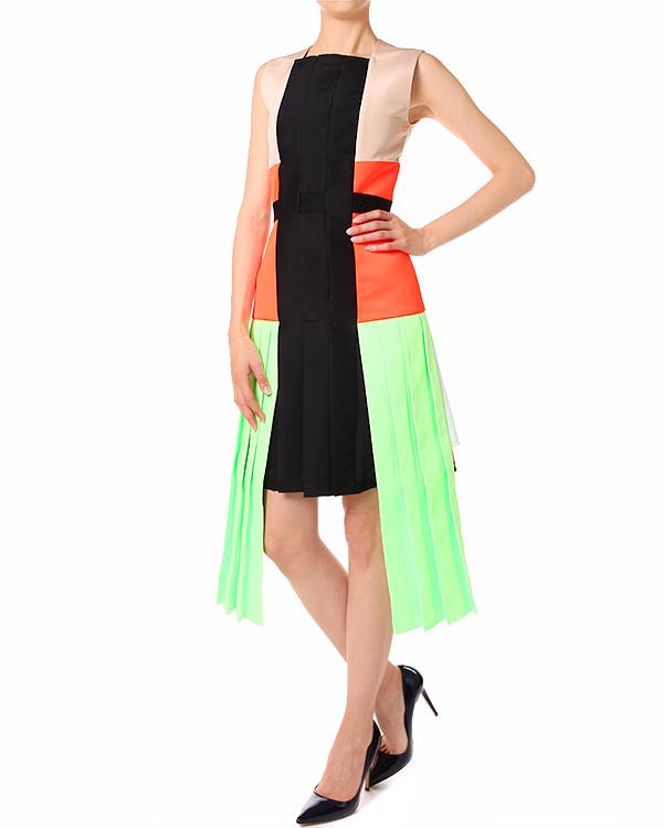 женская платье Roksanda Ilincic, сезон: лето 2014. Купить за 44600 руб. | Фото 2