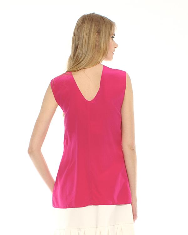 женская блуза CHEAP & CHIC, сезон: лето 2012. Купить за 7300 руб. | Фото 2