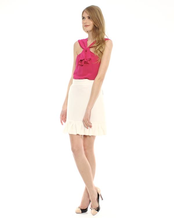 женская блуза CHEAP & CHIC, сезон: лето 2012. Купить за 7300 руб. | Фото 3