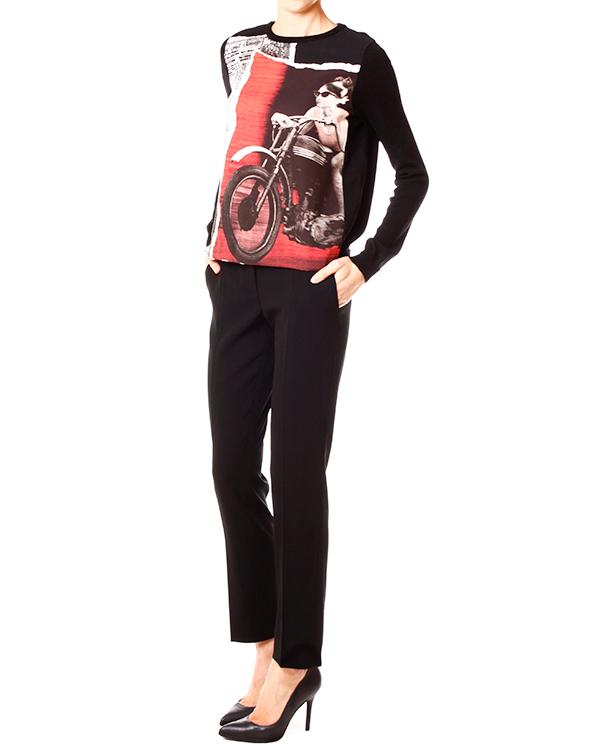 женская брюки CHEAP & CHIC, сезон: зима 2013/14. Купить за 9000 руб. | Фото 3