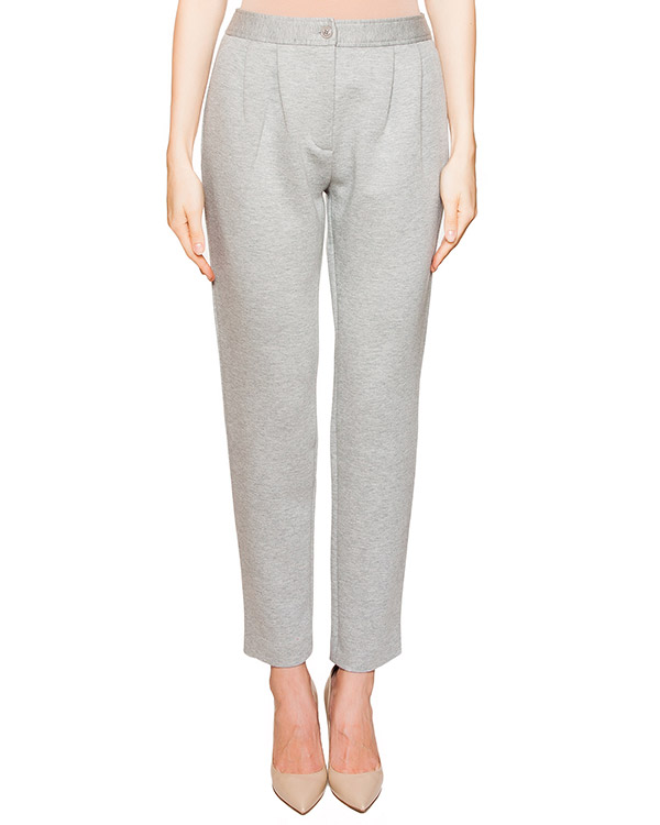 женская брюки Moschino Boutique, сезон: зима 2015/16. Купить за 16100 руб. | Фото 1
