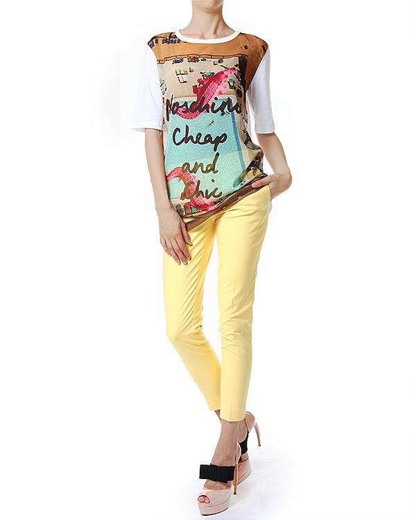 женская брюки CHEAP & CHIC, сезон: лето 2014. Купить за 8700 руб. | Фото 3