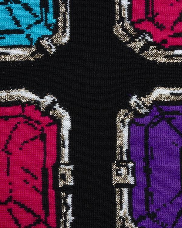 женская платье Moschino Boutique, сезон: зима 2015/16. Купить за 17300 руб. | Фото 4